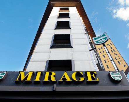 BEST WESTERN Hotel Mirage, hotel 4 star in Milan, is the ideal starting point to discover the city