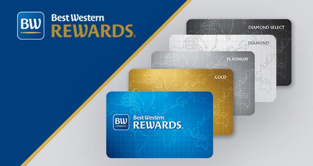 Best Western Rewards loyalty program – Best Western Hotel Mirage Milan