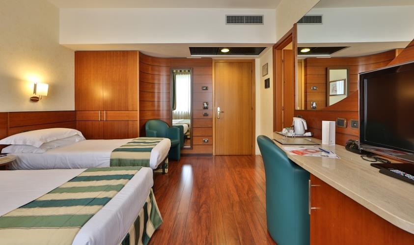 Hotel Mirage Viale Certosa Milano