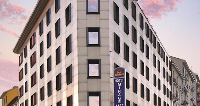 Hotel milano 4 stelle vicino fiera milano e mico best for Hotel the best milano