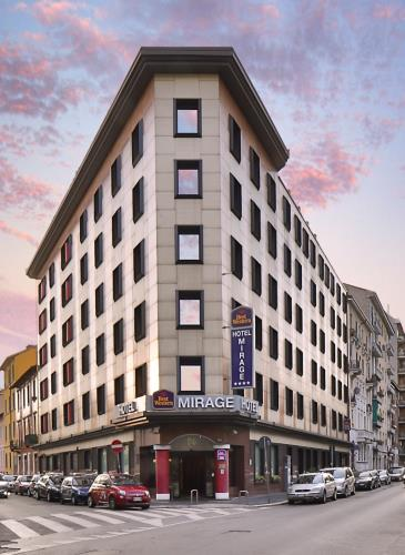 Photogallery best western hotel mirage hotel a milano for Hotel the best milano