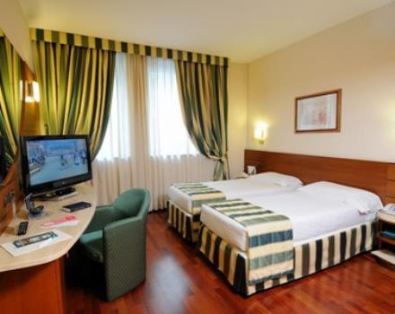 Choose Mirage Hotel for your stay in Milan