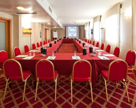 For the organization of your events in Milan choose the BEST WESTERN Hotel Mirage
