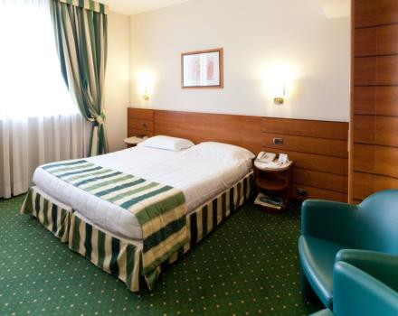 Looking for service and hospitality for your stay in Milan? book/reserve a room at the BEST WESTERN Hotel Mirage