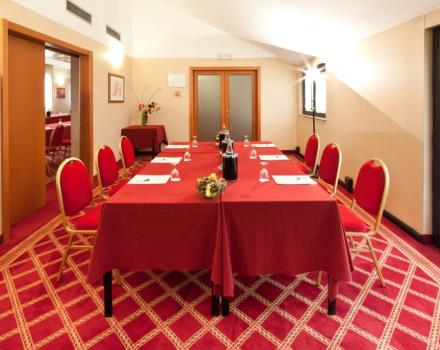 Looking for a conference in Milan? Choose the BEST WESTERN Hotel Mirage