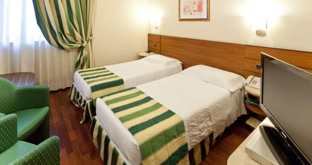 Camere doppie hotel 4 stelle milano best western hotel - Hotel con camere a tema milano ...