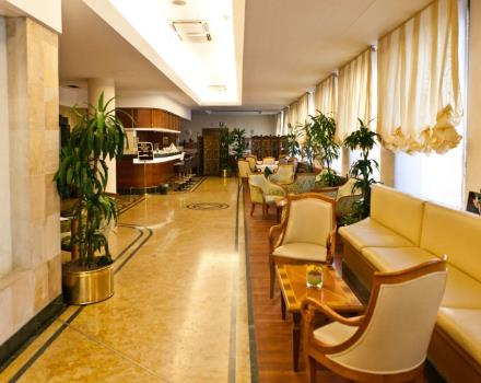 Looking for service and hospitality for your stay in Milan? Choose Hotel Mirage