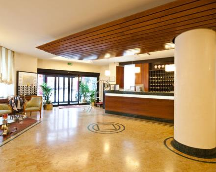 Discover the hospitality and facilities at the Hotel Mirage. Best Western: hospitable for passion